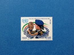 2007 ITALIA ONU CONSIGLIO SICUREZZA NAZIONI UNITE FRANCOBOLLO NUOVO STAMP NEW MNH** - 1946-.. République