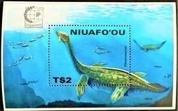 # Niuafo'ou 1995**Mi.291 Prehistoric Animals , MNH [19;169] - Briefmarken