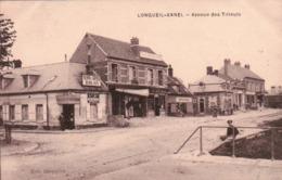 .CPA  60 LONGUEIL ANNEL Avenue Des Tilleuls - Longueil Annel