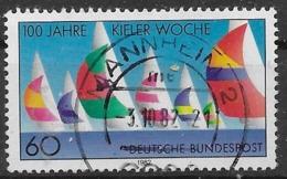 Germany/Bund Mi. Nr.: 1132 Vollstempel (brv82er) - Gebraucht