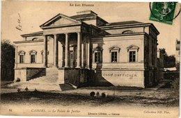 CPA Le Lot Illustre - CAHORS - Le Palais De Justice (223593) - Cahors