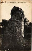 CPA Causse De Livernon - Menhir De Belinac (224072) - Livernon