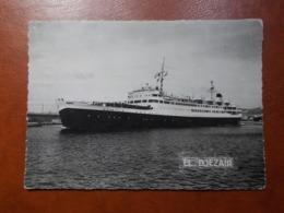 "Carte Postale  - "" EL-DJEZAÏR "" - Compagnie Mixte - Bateau (3610) - Paquebots"