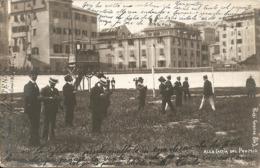 GENOVA - CONCORSO ALLA MIGLIORE ISTANTANEA - FORMATO PICCOLO - VIAGGIATA 1903 - (rif. R78) - Photographs