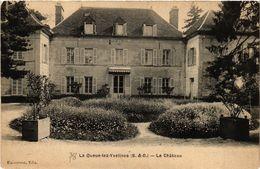 CPA La QUEUE-lez-YVELINES (S. & O.) - Le Chateau (453177) - Francia