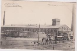 VALENCIENNES  -  Usine à Briquttes De Saint Vaast Les Valenciennes ( Cie Des Mines D'Anzin ) - Valenciennes