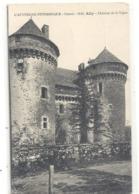 L'AUVERGNE PITTORESQUE . CANTAL .1142. ALLY . CHATEAU DE LA VIGNE . CARTE NON ECRITE - France