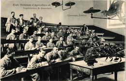 CPA GRIGNON École Nationale D'Agriculture. Amphi De Zootechnique (509792) - Grignon