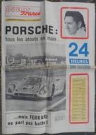 24 H Du Mans 1970.Porsche-Ferrari.Matra-Simca M.660. - 1950 à Nos Jours
