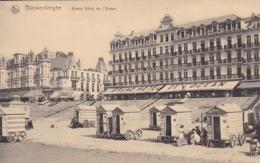 CPA Blankenberghe - Grand Hôtel De L'Océan  (43542) - Blankenberge
