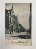 Izegem - Iseghem - L'académie - Ed. Th Van Den Heuvel - Gelopen - Izegem