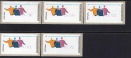60 Jahr Der Chancengleichheit (1) ** Postfrisch, MNH, Neuf - Automatenmarken (ATM/Frama)