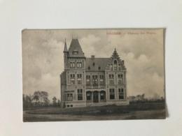 Izegem - Iseghem - Chateau Ter Wallen - Ed. Van Moortel - Gelopen 1905 - Izegem