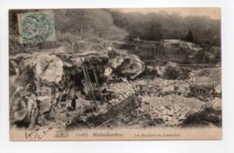 - CPA MALESHERBES (45) - Les Rochers Du Cimetière 1906 (avec Personnages) - N° 1086 - - Malesherbes