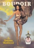 "PUBBLICITA' ADVERTISING CARTOLINA CITRUS N°102 - ""VIVIENNE WESTWOOD"" - BOUDOIR - Reclame"