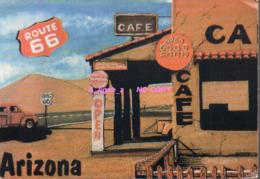 REF EX2 : CPM U.S.A. Etats Unis Route 66 Road Arizona - Route '66'