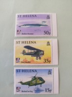 St Helena +avion +helicoptere - Airplanes