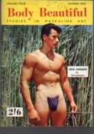 Revue BODY BEAUTIFUL Studies In Masculine Art Vol 4 N°1 (PPP20440) - Sports