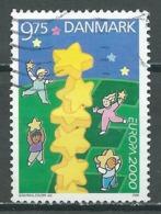 Danemark YT N°1255 Europa 2000 Oblitéré ° - Danemark