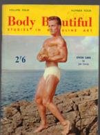 Revue BODY BEAUTIFUL Studies In Masculine Art Vol 4 N°4 (PPP20442) - Sports