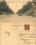 NB - [506206]B/TB//-France  - (59) Nord, La Madeleine, Boulevard De La République, Tramways, Voitures - La Madeleine