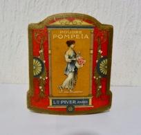 ANCIEN POUDRIER POMPEIA - Cajas/Cofres