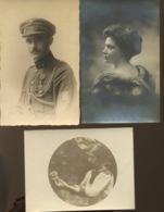 Cartes Postales Photos    Créez Vous Une Famille D'ancêtres De 1900 - Fotografie