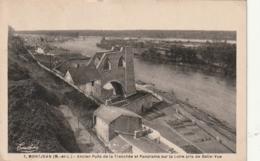 ***  49  ***  MONTJEAN  Ancien Puits De La Tranchée Et Panorama -  Timbrée 1951 TTBE - Autres Communes
