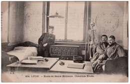 69 - B25245CPA - LYON - Ecole De Santé Militaire - Chambre D' étude - Très Bon état - RHONE - Altri