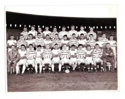 Celtic FC Glasgow Scotland CALCIO FOOTBALL TEAM ORIGINAL FOTO, BIG FOTO - Sports