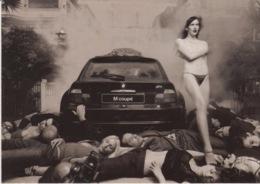 """PUBBLICITA' ADVERTISING CARTOLINA CITRUS N°114 - """"BMV"""" - CAR ZETA - Reclame"""