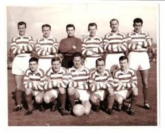 Kilmarnock FC Scotland CALCIO FOOTBALL TEAM ORIGINAL FOTO, BIG FOTO - Sports