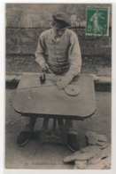 CPA ESPAGNE : 70 - FUENTERRABIA - Alpargatero - Fabrication D'espadrilles - Ed. ND Fot - 1910 - Altri