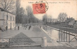 51. N° 103546 .loivre .ecluse .bureau Telegraphique .bief De La Verrerie . - Otros Municipios