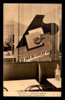 14 - HONFLEUR - CAFE DE PARIS - PANNEAU DECORATIF DE PIERRE HODE - Honfleur