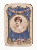 Calendrier De 1909    SAVON A LA CREME SIMON - Tamaño Pequeño : 1901-20