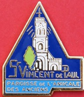 LL   853....ECUSSON.......SAINT VINCENT DE PAUL..... Département Des Landes - Cities