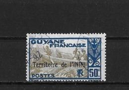 Inini Yv. 12 O. - Used Stamps