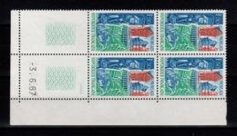 Coin Daté - YV 1505 N** Coin Daté Du 3.6.67 , Deux Traits - 1960-1969