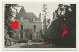 BROONS Carte Photo 1937  Villa Route De Paris (rue De La Liberation) - Francia