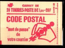 France Carnet 1892-C3 MARIANNE DE BEQUET Fermé Conf 8 - Markenheftchen