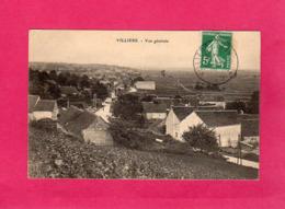 41, Loir-et-Cher, Villiers, Vue Générale, 1913, (Chartier) - France
