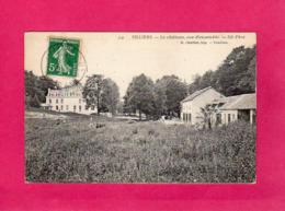 41, Loir-et-Cher, Villiers, Le Château, Vue D'ensemble, Animée, Vache, (Chartier, ND Phot) - France