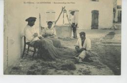 ILE D'OLÉRON - LA COTINIERE - Raccommodage Des Filets - Ile D'Oléron