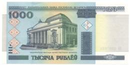 Biellorussia-belarus 1000 Rubli 2000 - Belarus