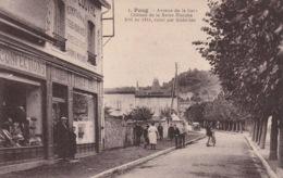FOUG - Gare - Château De La Reine Blanche - Foug