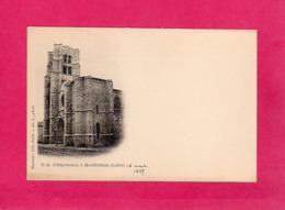 42Loire, N.-D. D'Espérance à Montbrison, Précurseur, (Bachotte) - Montbrison