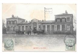 (24819-77) Mitry - La Gare - Mitry Mory