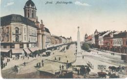 Arad - Andrassy-tér . - Roumanie
