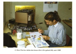 MUTH - 1989 - TIRAGE UNIQUE 500 EX - Saint-Lyphard